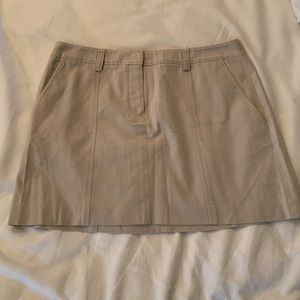 Guess brand mini skirt